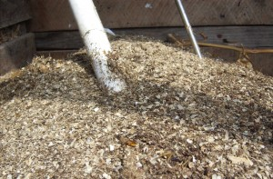 Ground Peanut Shells - Po Pistach!