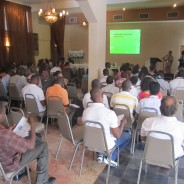 Haiti's First Sustainable Sanitation Conference Off to a Great Start!