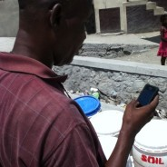Getting Down to Business: Cell Phone-Powered Poop Tracking in Cap Haitien