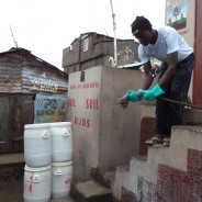 Damning the Flood: SOIL's Toilets Help Prevent Cholera During the Recent Flooding in Cap-Haitien