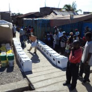 Invitation: Official Launch of the Household Toilet Project in Shada, Cap-Haitien
