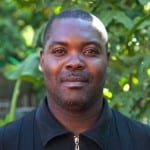 Baudeler Magloire : Acting Regional Director/Sanitation Director