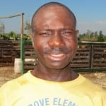 Bertin Alexandre : Compost Site Groundskeeper