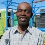 Francois Luc : Compost Site Groundskeeper
