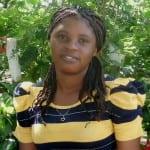 Merlande Charles : Receptionist/Community Educator