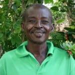 Tonius Siney : Public Toilet Manager
