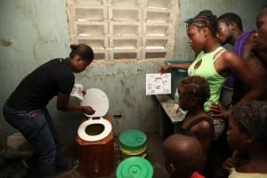 SOIL's household sanitation social business, EkoLakay, is changing how urban sanitation is provided in Haiti and globally.