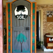 Liberation Ecology in Unexpected Places: SOIL's Porta-potty Makeover