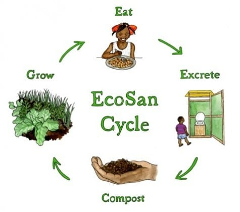 SOIL EcoSan cycle