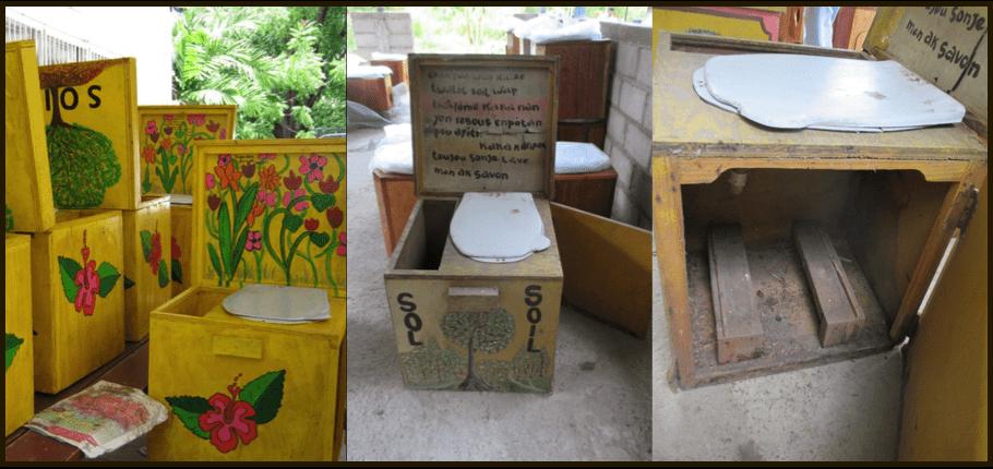 arty wooden box