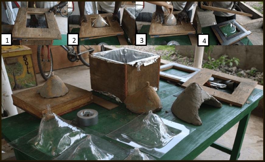 plastic urinal making