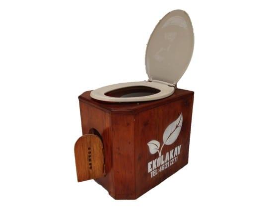 SOIL EcoSan toilet