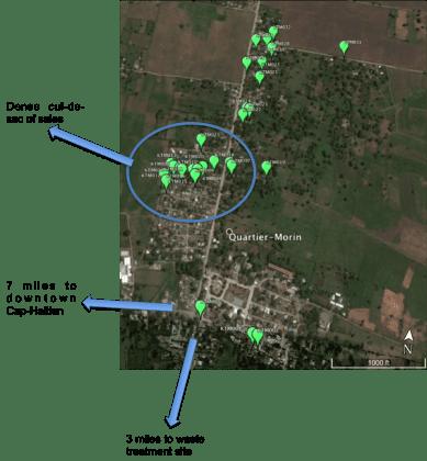 map KTM installations