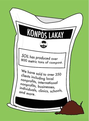 SOIL compost stats