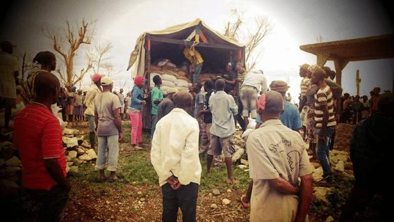 Distributing Aid