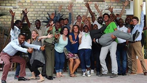 SOIL's 84 staff are united by a passion for promoting dignity, health, and sustainable development in Haiti.