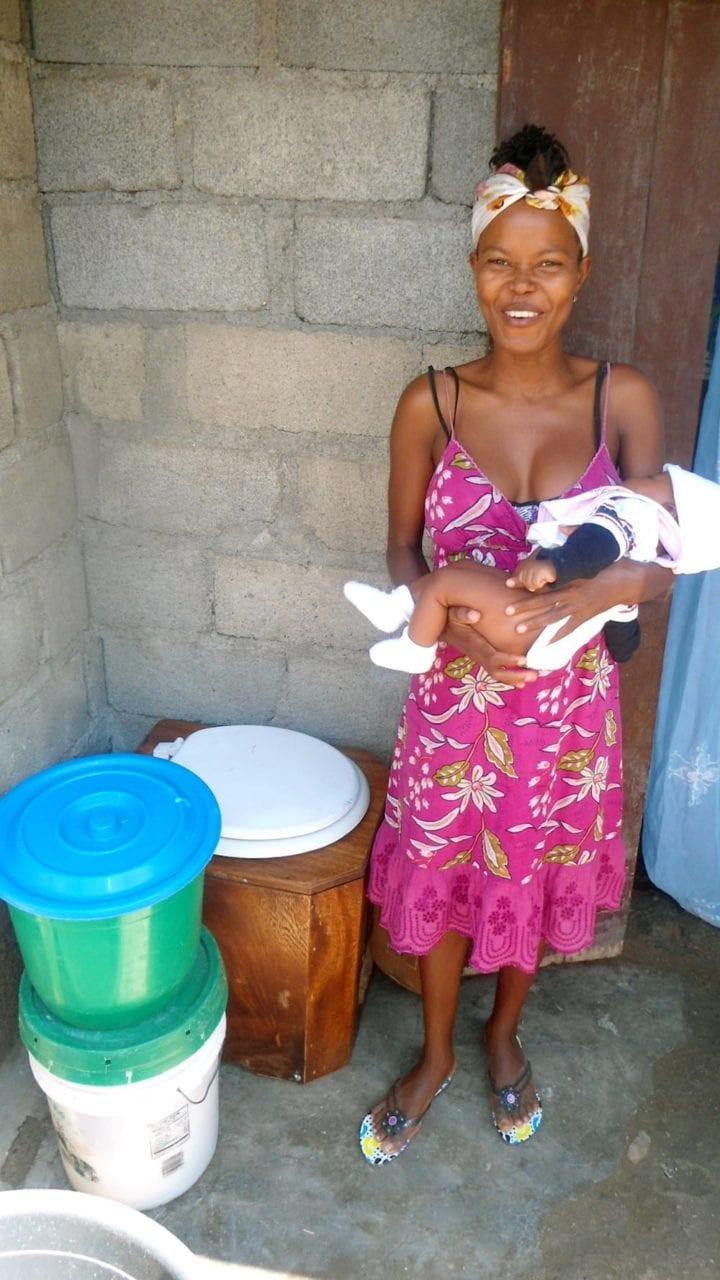 EkoLakay User in Cap Haitien