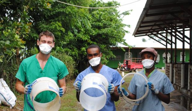 Research Fellows in Cap Haitien