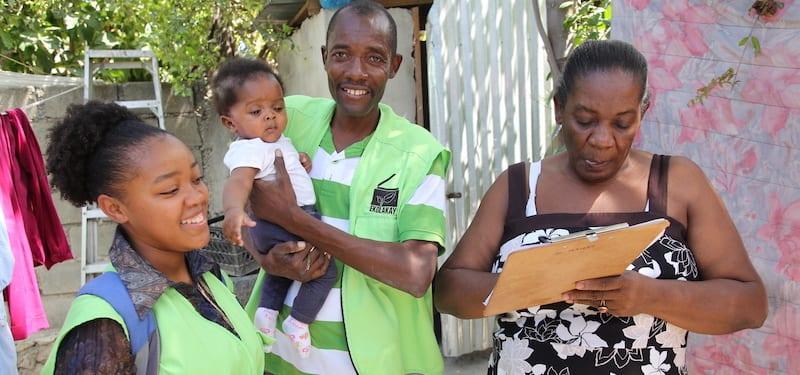 SOIL EkoLakay toilet service Port au Prince Haiti
